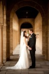 Bridal photos at UWA