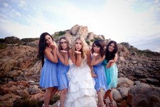 bridesmaids sugar loaf rock